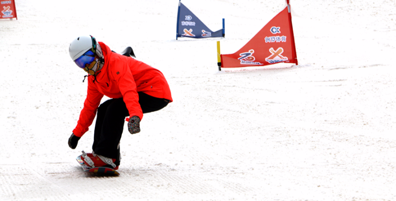 2018第二届京津冀暨石家庄国际滑雪公开赛圆满举行