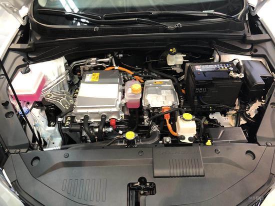 颜值提升/续航增加 长安全新逸动EV发布
