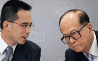 李泽钜接棒长和系 过万亿港元资产欧洲业务占6成