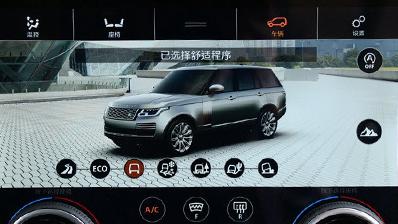 豪华SUV代表作 进口路虎揽胜3.0L