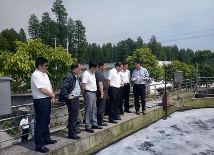 荆州通报中央环保督察反馈意见整改情况