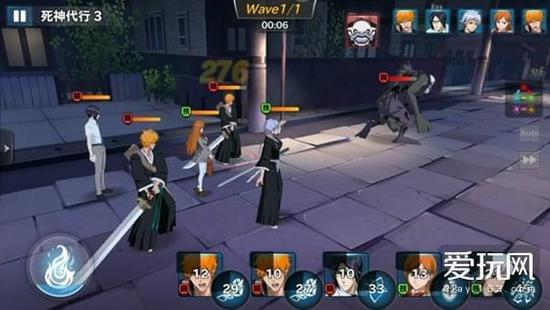 玩法类似宝可梦GO 《死神》手游上架日区移动端