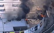澳大利亚飞机墨尔本坠毁