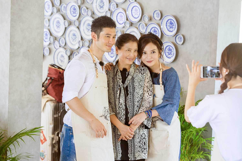 赵薇《中餐厅》倡导慢节奏 爆笑吐槽展可爱性格