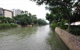 下月底城区52条内河沿河截污系统基本建成投用