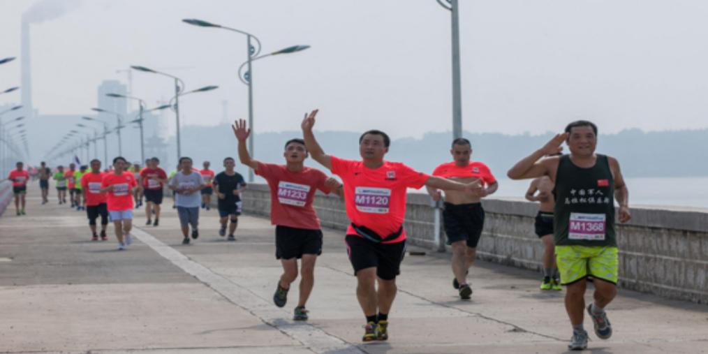 环漳泽湖红色马拉松赛5月26日鸣枪开跑