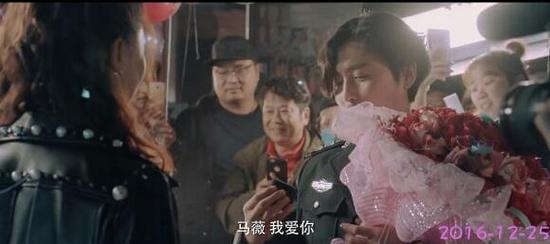 《白夜追凶》王泷正突现感情戏 现场求婚惊呆众网友