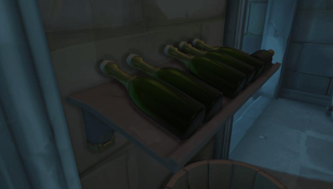 揭秘黑百合最钟情的酒:艾米丽小姐,来杯香槟吗