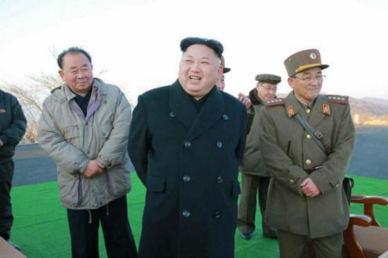 媒体:朝鲜声称若条件成熟可以与美国对话
