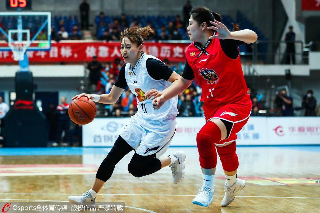 WCBA总决赛G2-北京大胜山西取得赛点 邵婷15分
