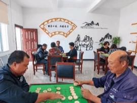渑池县17个贫困村基层综合文化服务中心全部建成