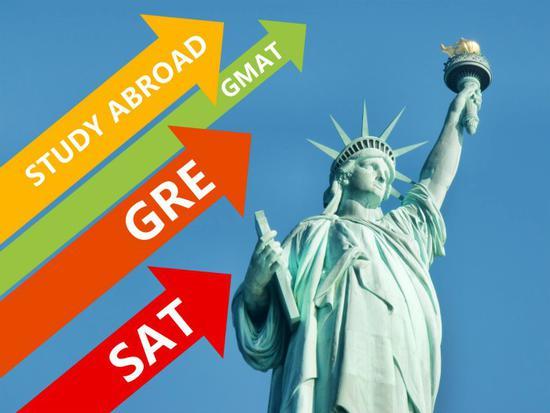 美加留学正面交锋,费用、专业、录取、就业大PK