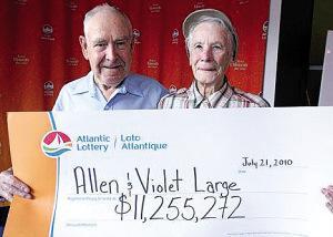 7093万大奖被全部捐出!老夫妻称这笔钱本不属于自己