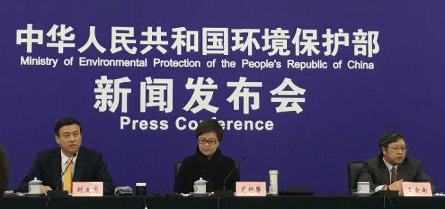 环保部:已安排160亿元治理京津冀等地大气污染