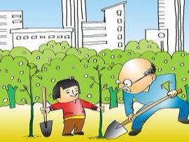陕州区4个村喜获三门峡市级生态村命名
