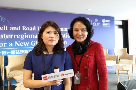 泰国正大集团高层:一带一路倡议在全球影响热烈