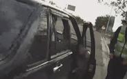 私家车变教练车 男子带学员上路练车被查