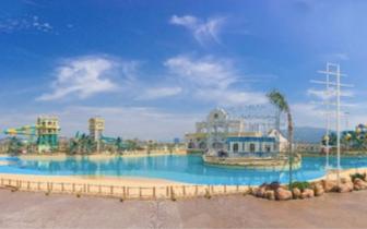 """宁波人游玩又一好去处,浙东最大水上乐园""""阿拉的海""""6月开幕"""