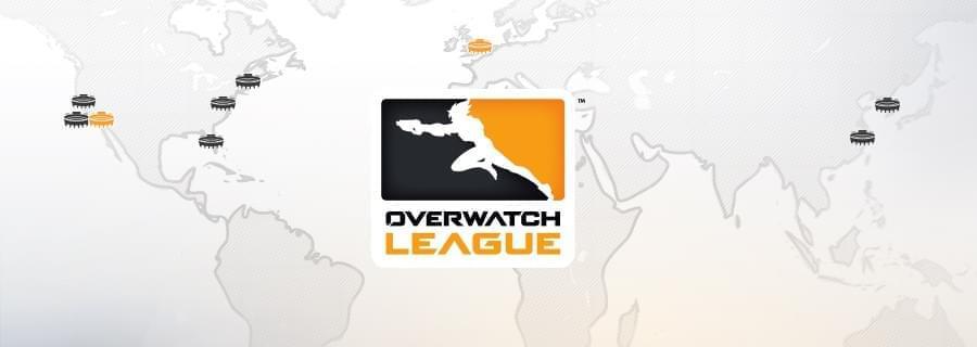 守望先锋联赛OWL迎来伦敦战队和第二支洛杉矶战队