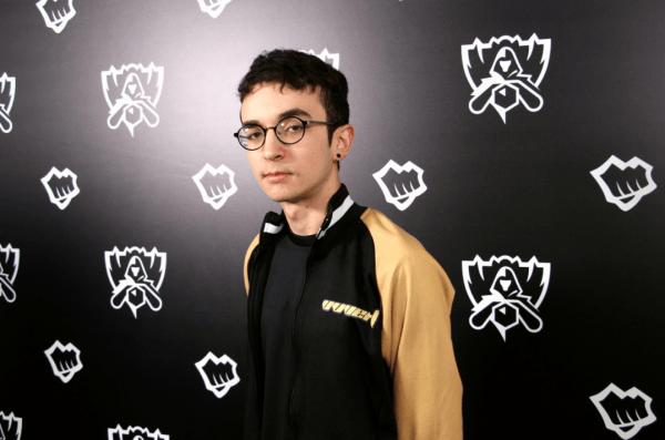 英雄联盟ONE战队赛后采访 很高兴能来中国打比赛