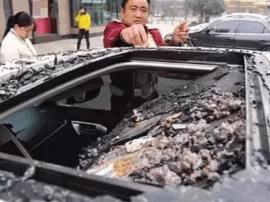 车上这块玻璃强度竟不输铁皮 关键时刻能救你一命