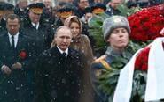 俄罗斯庆祝祖国保卫者日