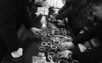 价值20余万元珠宝饰品被盗 警方33小时破案