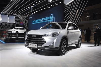 江淮SUV依赖症爆发销量下滑 上半年利润近腰斩