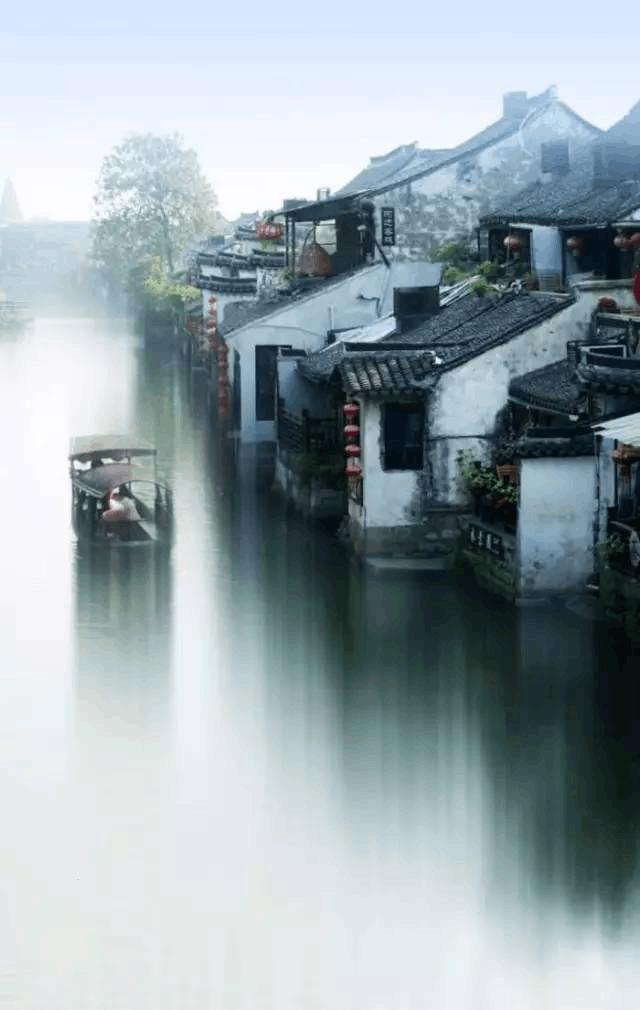 这11个古镇从未被列入旅行清单 却是江南的诗意
