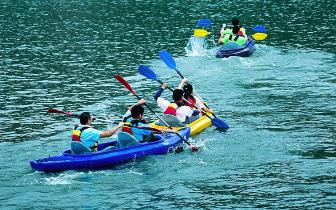 全国皮划艇春季冠军赛江西代表队获7金