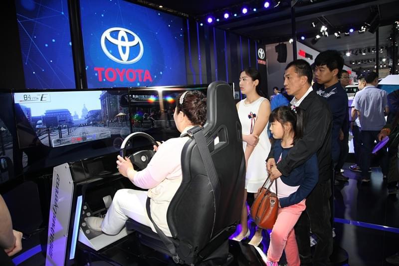 第十六届青岛国际车展精彩图集