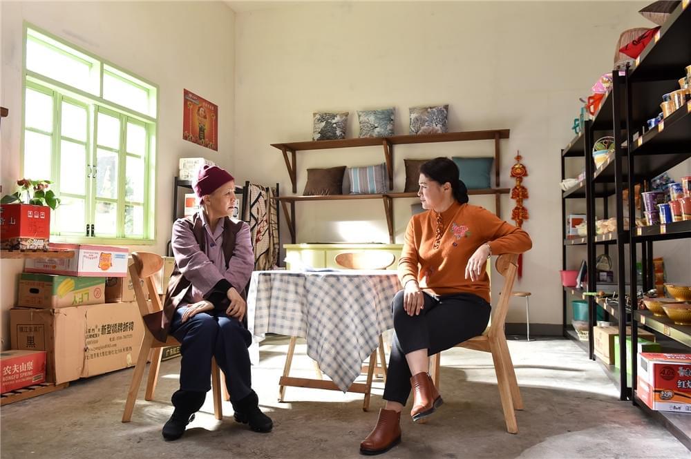 欧阳娜娜郑昊致敬经典上演《我的父亲母亲》后传