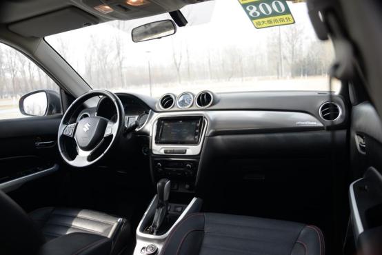 开过维特拉才知道什么叫专业级探享SUV