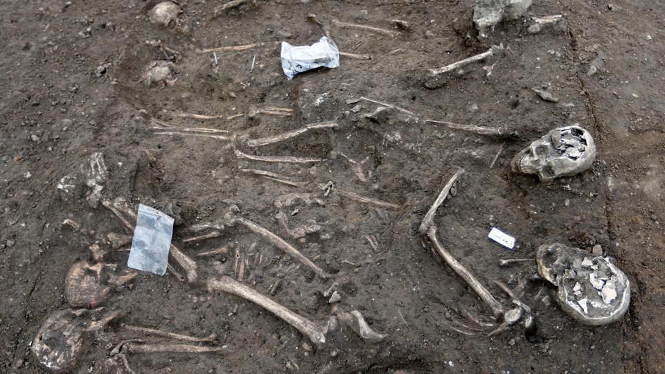 地球各地布满人类足迹 而地球是否存在史前文明?