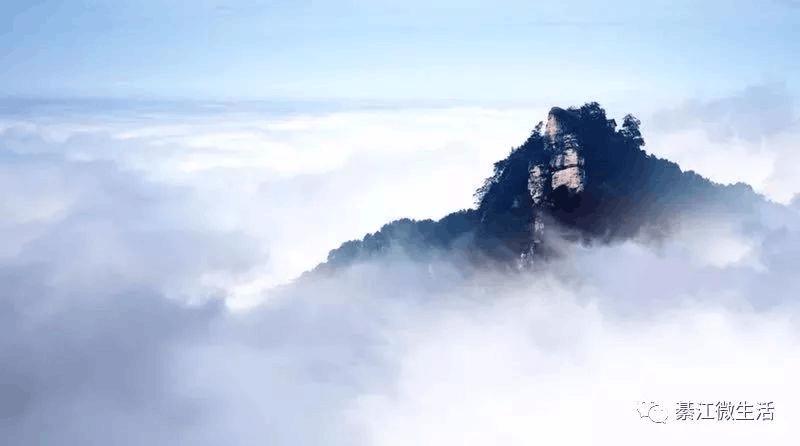 """相约古剑山 来一场不一样的""""静心之旅"""""""