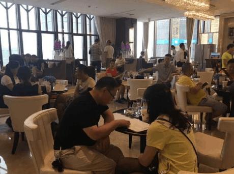 重庆鲁能城·中央秀街二期加推受宠 鲁能铺瞩目全城