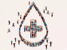 """大同市14日隆重举行庆祝""""6.14世界献血者日""""活动"""