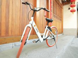 共享单车DDbike未退出福州 客户退押金用新版APP