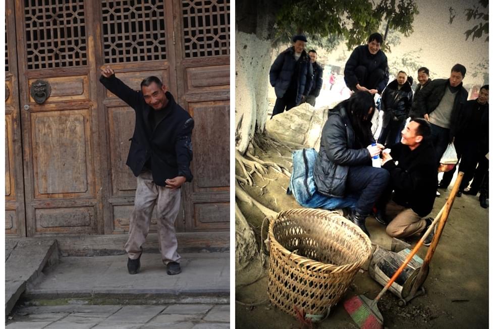 跳舞乞丐拥三层小楼 24岁女子要嫁他
