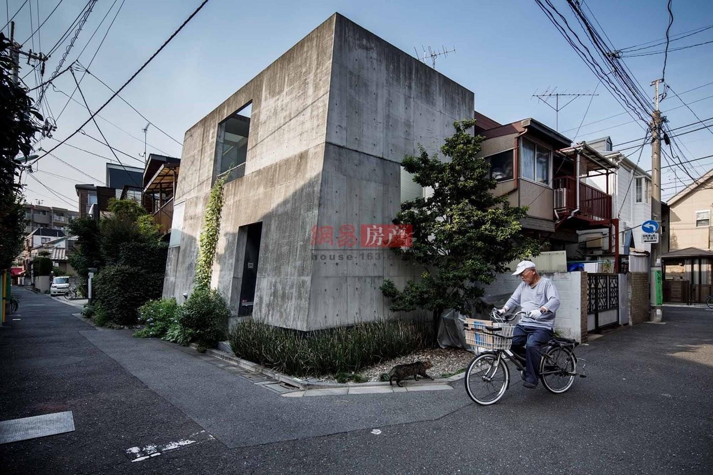 """日本人多地少 于是他们建了这些""""怪宅"""""""