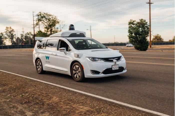 Waymo将在亚特兰大测试自动驾驶面包车
