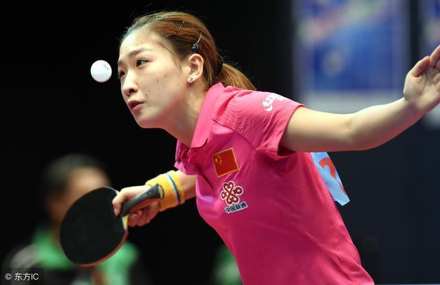 卡塔尔赛-数据看好 刘诗雯有望击败王曼昱夺冠