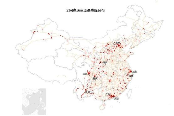 端午出行大数据:三成热门景区假期拥堵降50%