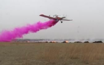 长治:成功通航完成首次航空护林灭火演练