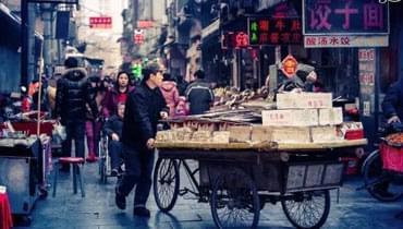 中国八大旅游美食城市
