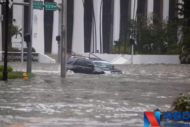 2900亿美元!两场飓风美国1年GDP的1.5%恐怕没了