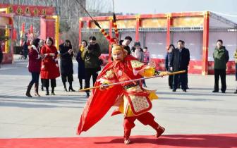 春节期间 山西省内年味最浓的景点就是这几个