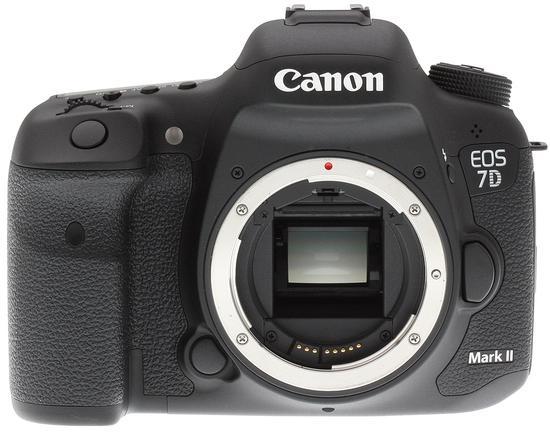 佳能7D Mark III曝光 首款支持4K的APS-C相机