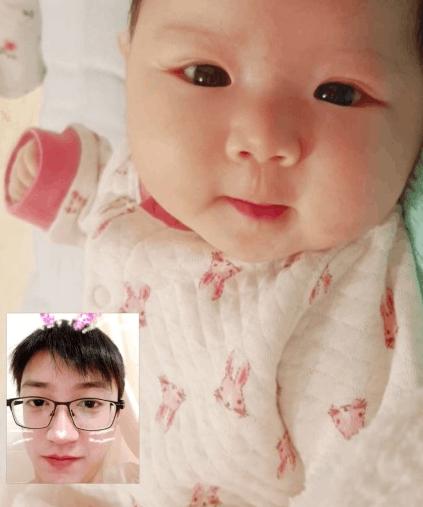 江宏杰每天与女儿视频30分钟 不忘表白福原爱
