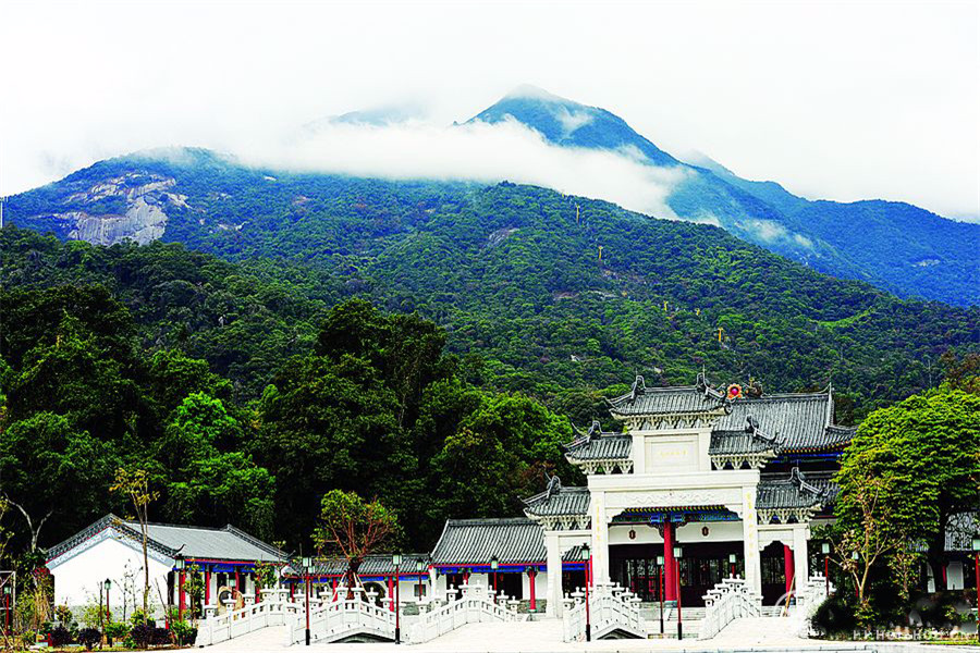 博罗获评中国全域旅游十大品牌旅游目的地!